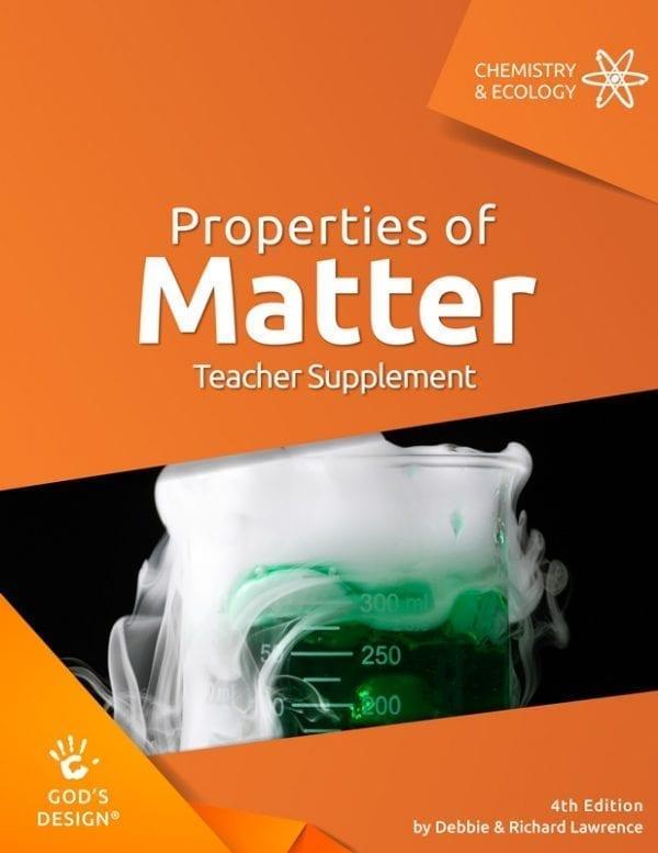 Properties of Matter Teacher