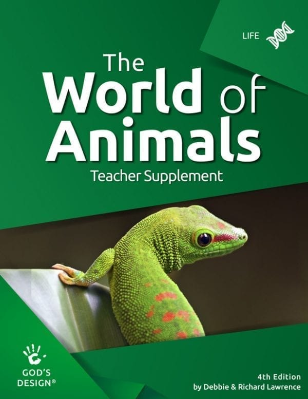 World of Animals Teacher