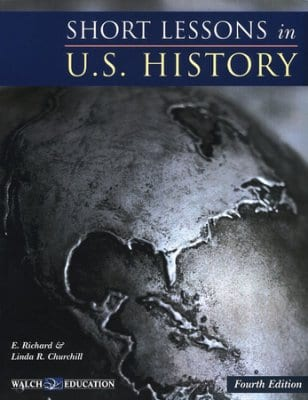 US History Teacher